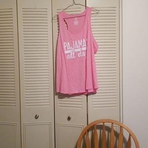 Adorable pink nightshirt